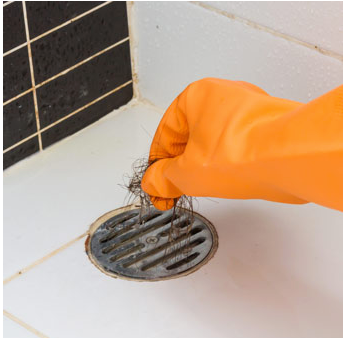 drain cleaning - plumbing services